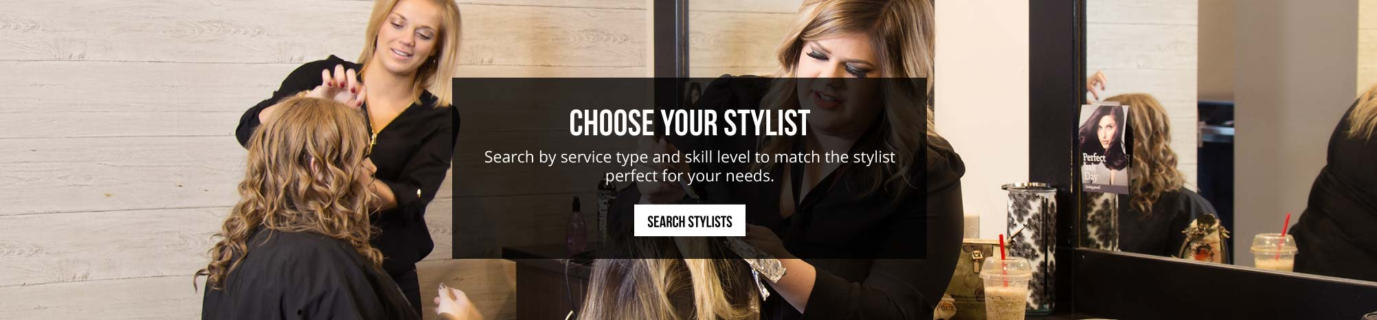 Find a Stylist in Grande Prairie